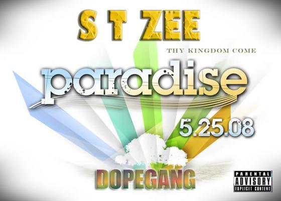 STZEE: PARADISE